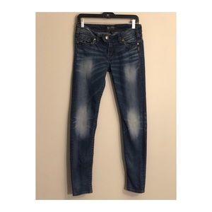 2/80$ Silver skinny jean